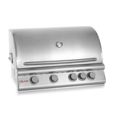 Blaze Outdoor Products 4-Burner Built-In Natural Gas Grill