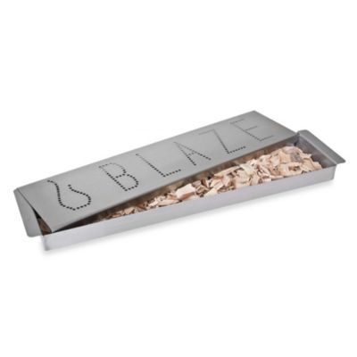 Blaze Outdoor Products Stainless Steel Smoker Box