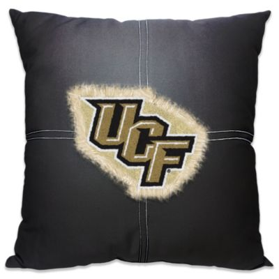 University of Central Florida 18-Inch Letterman Throw Pillow