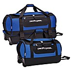Pacific Gear Rolling Duffel in Blue