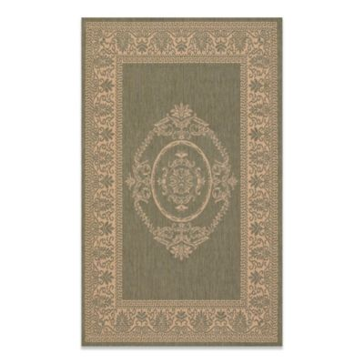 Buy Medallion Outdoor Area Rug from Bed Bath & Beyond