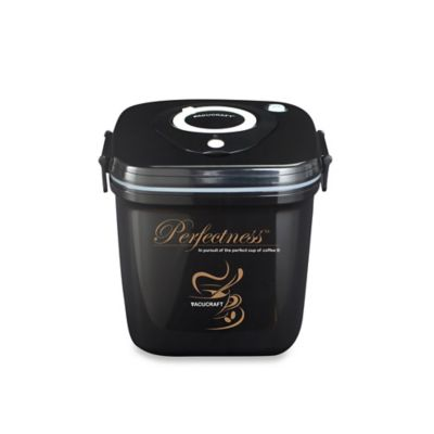 Perfectness™ Electric Vacuum Seal Coffee Container