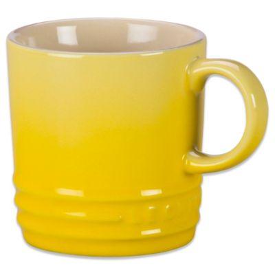Le Creuset® 3.5-Ounce Espresso Mug in Soleil