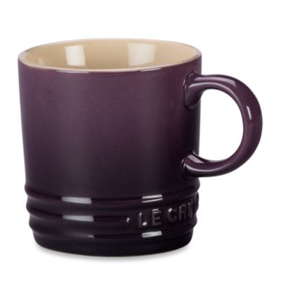 Le Creuset® 3.5 oz. Espresso Mug in Cassis