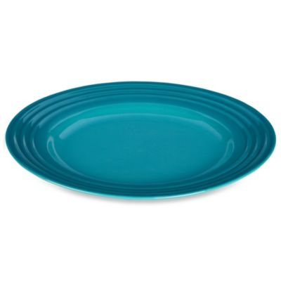 Le Creuset® 12-Inch Dinner Plate in Caribbean