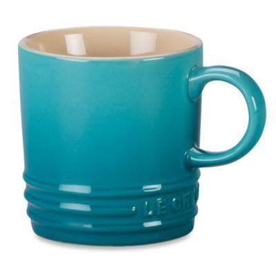 Le Creuset® 3.5-Ounce Espresso Mug in Caribbean