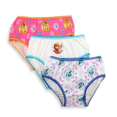 Disney® Frozen Size 2/3T 3-Pack Briefs