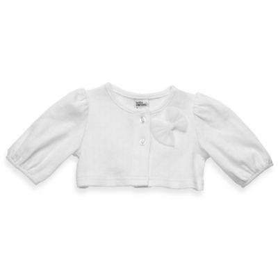 Size 9M Cardigan in White