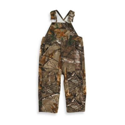 Carhartt® Size 4T Realtree Xtra® Washed Bib Overall
