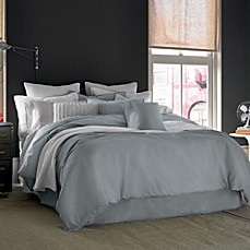 Kenneth Cole Reaction Home Mineral Duvet Cover In Stoney