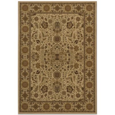 Momeni Royal 5-Foot 3-Inch x 7-Foot 7-Inch Rug in Ivory