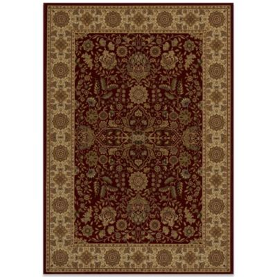 Momeni Royal 3-Foot 3-Inch x 5-Foot RY-03 Rug in Red