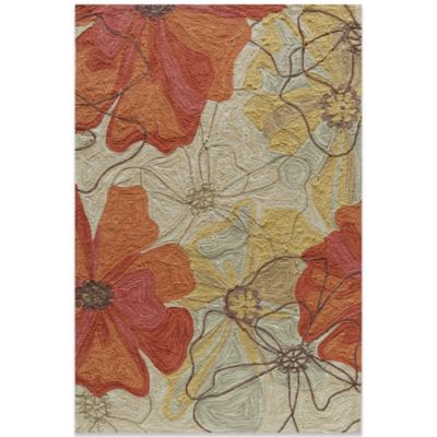 8 x 10 Momeni Brown Area Rug