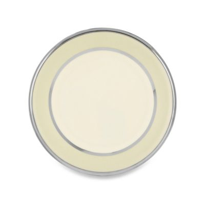 Ivory Platinum Bread and Butter Plate