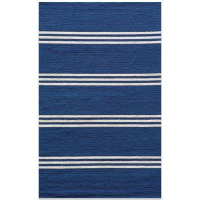 Momeni Veranda 8-Foot x 10-Foot Rug in Maritime Blue