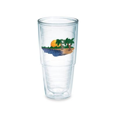 Tervis® Palm Tree Scene 24 oz. Tumbler