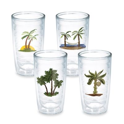 Tervis® Palm Tree 16 oz. Tumbler Set of 4