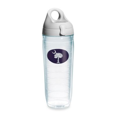 Tervis® South Carolina Flag 24 oz. Water Bottle with Lid