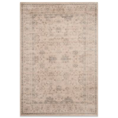 Safavieh Vintage Leyla 9-Foot x 12-Foot Rug in Cream