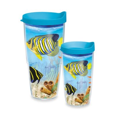 Tervis® Guy Harvey® Tropical Burst Wrap 16 oz. Tumbler