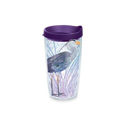 Tervis® Blue Heron Wrap 16 oz. Tumbler