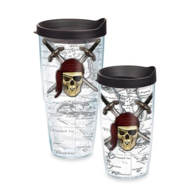 Tervis® Guy Harvey® Pirate Map Wrap 16 oz. Tumbler