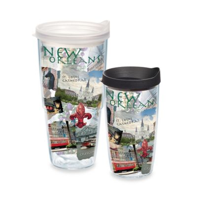 Tervis® New Orleans 16 oz. Wrap Tumbler with Lid