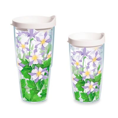 Tervis® Rocky Mountain Columbine Wrap 16 oz. Tumbler with Lid