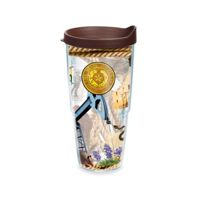 Tervis® University of Texas Wrap 24 oz. Tumbler with Lid