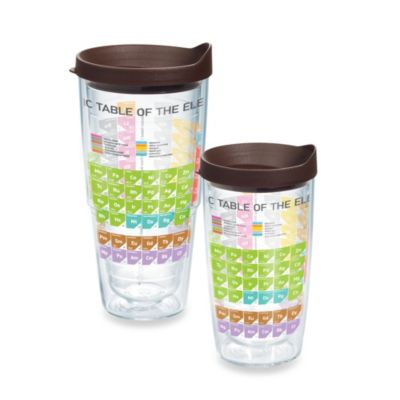 Tervis® Periodic Table of Elements 16 oz. Wrap Tumbler with Lid