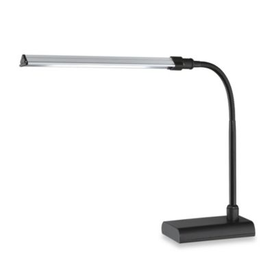Lite Source Ermete Desk Lamp in Silver