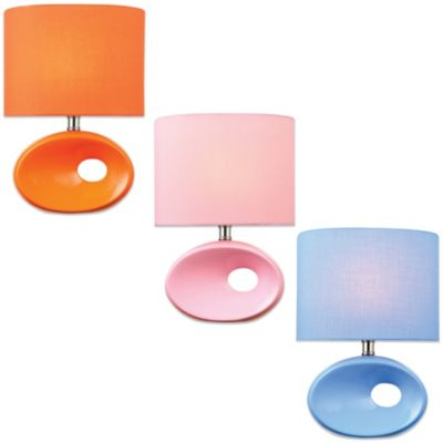 Lite Source Hennessy Table Lamp in Pink