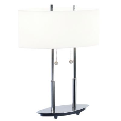 Lite Source Bliss 2-Light Table Lamp