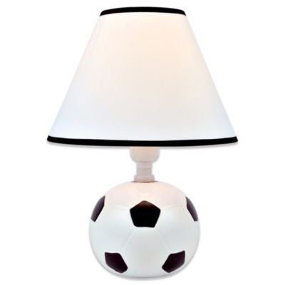 Lite Source Kick Me Soccer Table Lamp