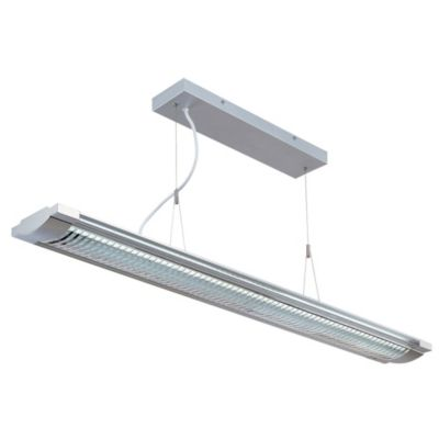 Lite Source Devika 2-Light Pendant in Silver