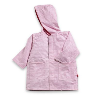 Magnificent Baby Smart Close Raincoat in Birch Girl Print (3T)