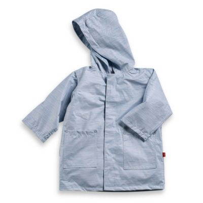 Magnificent Baby Smart Close Raincoat in Birch Boy Print (2T)
