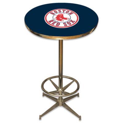 MLB Boston Red Sox Pub Table