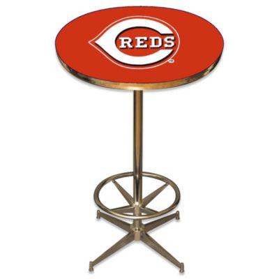 MLB Cincinnati Reds Pub Table