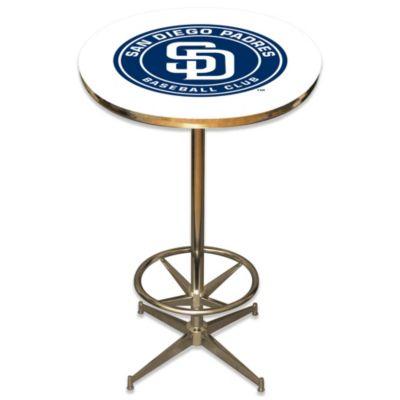 MLB San Diego Padres Pub Table