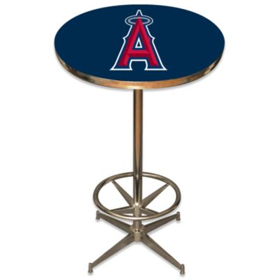 MLB Los Angeles Angels Pub Table