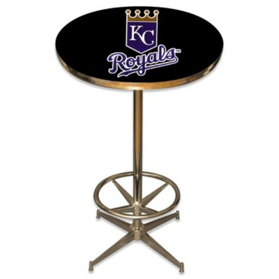 MLB Kansas City Royals Pub Table