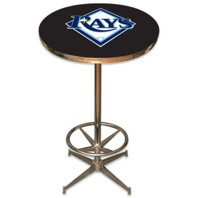 MLB Tampa Bay Rays Pub Table