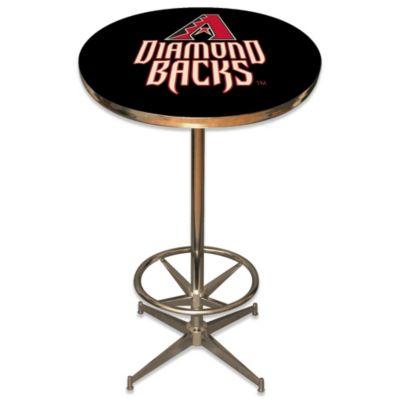 MLB Arizona Diamondbacks Pub Table