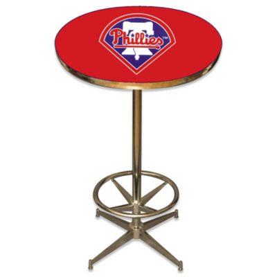 MLB Cincinnati Phillies Pub Table