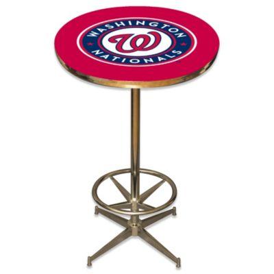 MLB Washington Nationals Pub Table