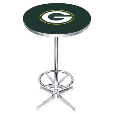 NFL Green Bay Packers Pub Table