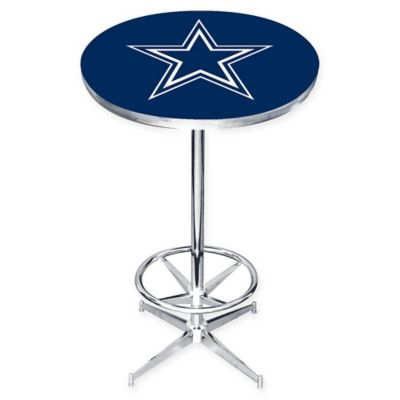 NFL Dallas Cowboys Pub Table