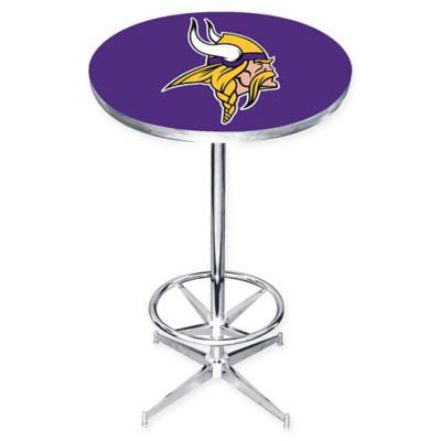 NFL Minnesota Vikings Pub Table