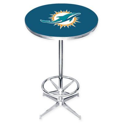 NFL Miami Dolphins Pub Table